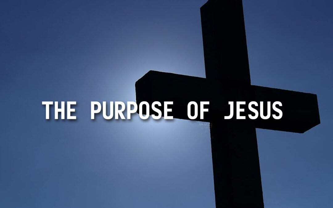 The Purpose of Jesus